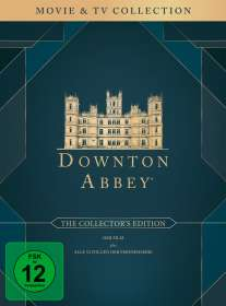 Michael Engler: Downton Abbey (Collector's Edition) (Komplette Serie inkl. Film), DVD