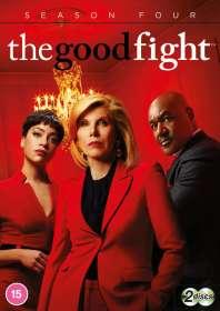 The Good Fight Season 4 (UK Import), DVD
