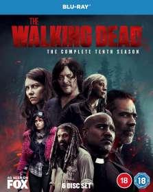 The Walking Dead Season 10 (Blu-ray) (UK Import), BR