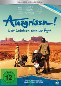 Julian Wittmann: Ausgrissn! In der Lederhosn nach Las Vegas, DVD