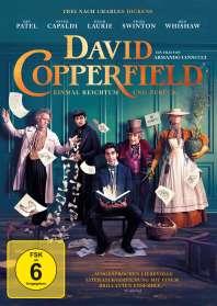 Armando Iannucci: David Copperfield - Einmal Reichtum und zurück, DVD