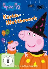 Peppa Pig: Kürbis-Wettbewerb, DVD