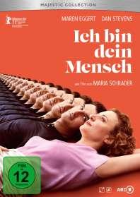 Maria Schrader: Ich bin dein Mensch, DVD