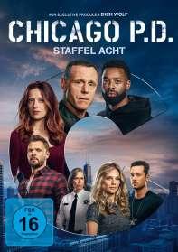 Chicago P. D. Staffel 8, DVD