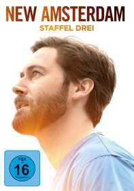 New Amsterdam Staffel 3, DVD