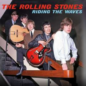 The Rolling Stones: Riding The Waves, CD