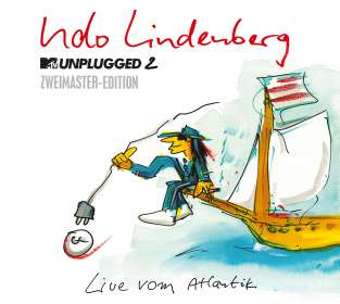 Udo Lindenberg: MTV Unplugged 2 - Live vom Atlantik, 2 CDs