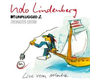 Udo Lindenberg: MTV Unplugged 2 - Live vom Atlantik, 2 CDs