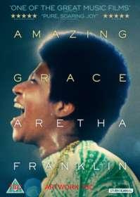 Sydney Pollack: Amazing Grace (1972) (UK Import), DVD