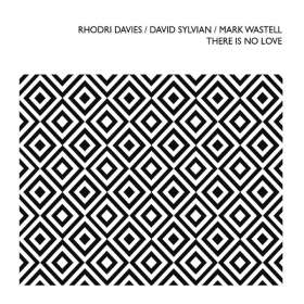 Rhodri Davies, David Sylvain & Mark Wastell: There Is No Love, CD