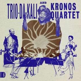 Trio Da Kali & Kronos Quartet: Ladilikan, CD