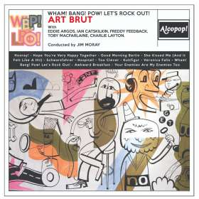 Art Brut: Wham! Bang! Pow! Let's Rock Out!, CD