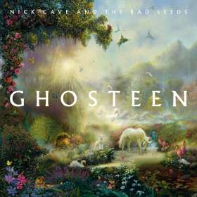 Nick Cave & The Bad Seeds: Ghosteen, CD