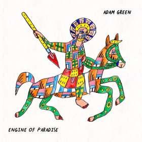 Adam Green: Engine Of Paradise, CD