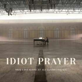 Nick Cave & The Bad Seeds: Idiot Prayer: Nick Cave Alone at Alexandra Palace, CD