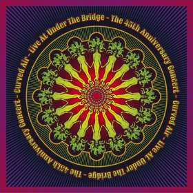 Curved Air: Live At Under The Bridge - The 45th Anniversary Concert, 2 CDs
