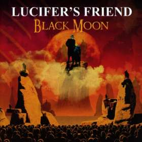 Lucifer's Friend: Black Moon, CD