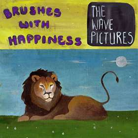 The Wave Pictures: Brushes With Happiness, CD