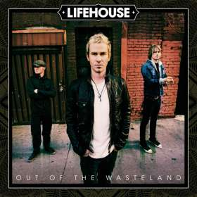 Lifehouse: Out Of The Wasteland, CD