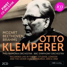 Otto Klemperer - Live Recordings, 2 CDs