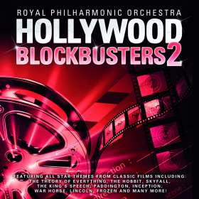 Hollywood Blockbusters 2, CD