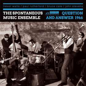The Spontaneous Music Ensemble: Question And Answer 1966, CD