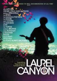 Alison Ellwood: Laurel Canyon (2020) (UK Import), DVD