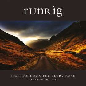 Runrig: Stepping Down The Glory Years: The Albums 1987 - 1996), 6 CDs