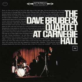 Dave Brubeck (1920-2012): At Carnegie Hall 1963, 2 CDs