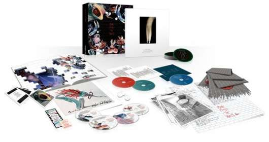 Pink Floyd: The Wall (Immersion Box), 6 CDs