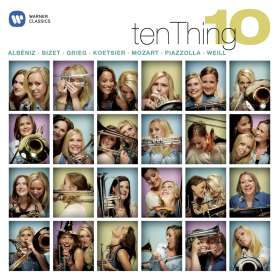 Tine Thing Helseth & ten Thing - 10, CD