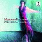 Claudio Monteverdi (1567-1643): Teatro d'amore, CD