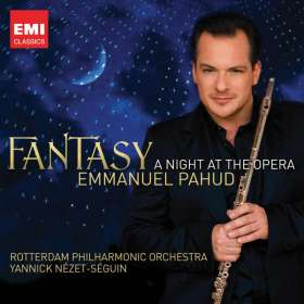 Emmanuel Pahud - Fantasy (A Night at the Opera), CD