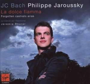 Philippe Jaroussky - La dolce Fiamma (Deluxe-Edition), CD