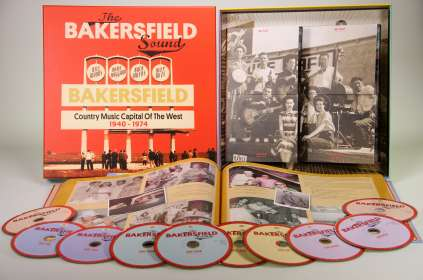 The Bakersfield Sound 1940-1974, 10 CDs