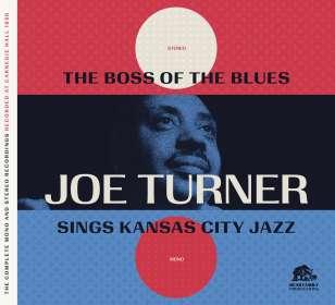 Big Joe Turner (1911-1985): The Complete Boss Of The Blues, CD