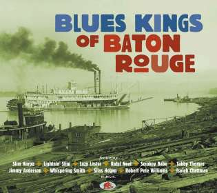 Blues Kings Of Baton Rouge (Limited-Edition), CD
