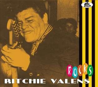 Ritchie Valens: Ritchie Valens Rocks, CD