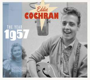 Eddie Cochran: The Year 1957, CD