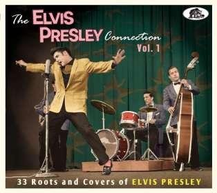 The Elvis Presley Connection Vol.1, CD