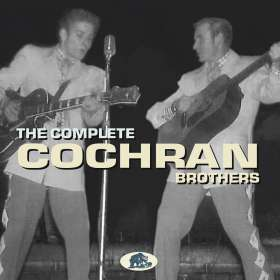 The Cochran Brothers: The Complete Cochran Brothers, CD