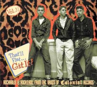 That'll Flat Git It, Vol. 31, CD