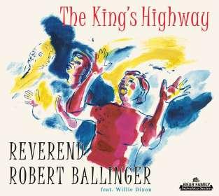 Reverend Robert Ballinger: The King's Highway, CD