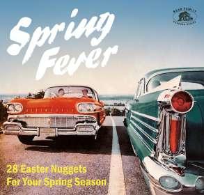 Nostalgie Oldie Sampler : Spring Fever: 28 Easter Nuggets For Your Spring Season, CD