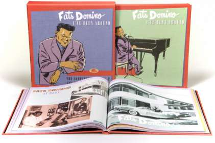 Fats Domino: I've Been Around: The Complete Imperial And ABC Recordings, CD