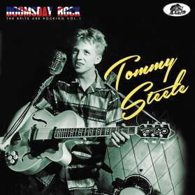 Tommy Steele: Doomsday Rock - The Brits Are Rocking Vol. 1, CD