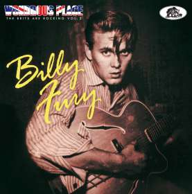 Billy Fury: Wondrous Place - The Brits Are Rocking Vol.2, CD