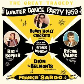 The Great Tragedy - Winter Dance Party 1959, CD