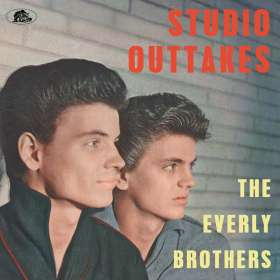 The Everly Brothers: Studio Outtakes, CD