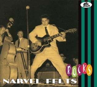 Narvel Felts: Rocks, CD
